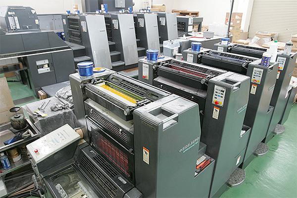 印刷機HeidelCD-SM